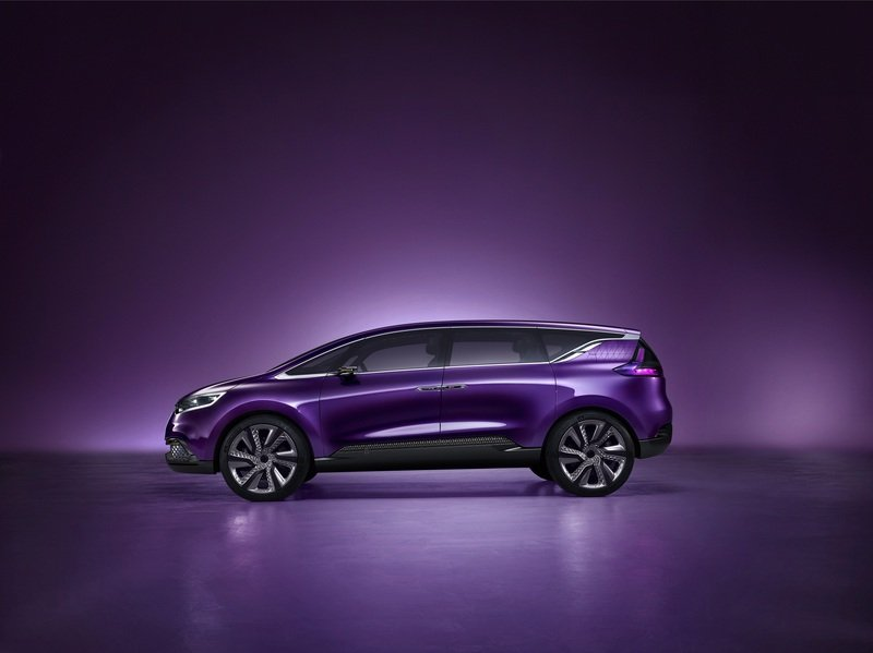 2014 Renault Initiale Paris Concept High Resolution Exterior - image 523202