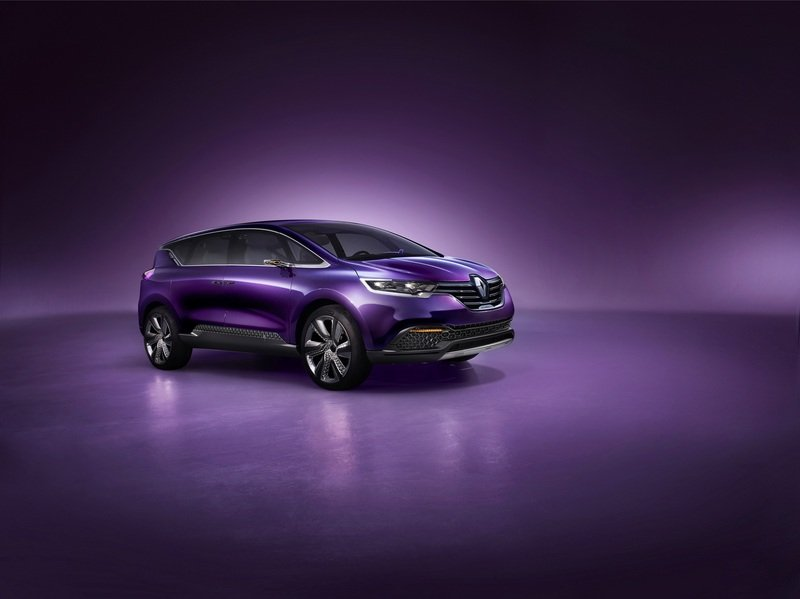 2014 Renault Initiale Paris Concept High Resolution Exterior Wallpaper quality - image 523203