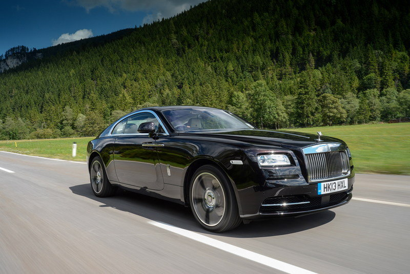 2014 Rolls Royce Wraith High Resolution Exterior - image 525852