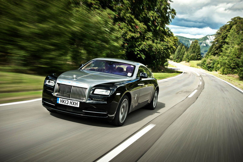 2014 Rolls Royce Wraith High Resolution Exterior - image 525856