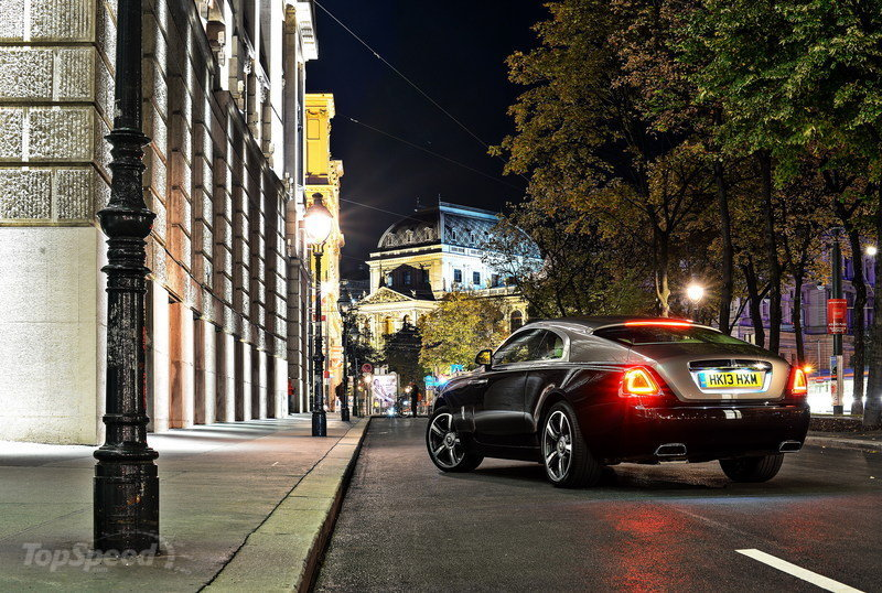 2014 Rolls Royce Wraith High Resolution Exterior - image 525859