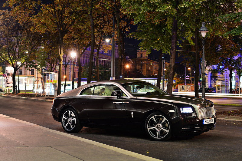 2014 Rolls Royce Wraith High Resolution Exterior - image 525860