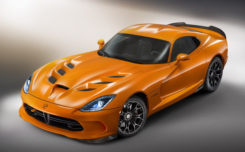 2014 SRT Viper High Resolution Exterior - image 521270