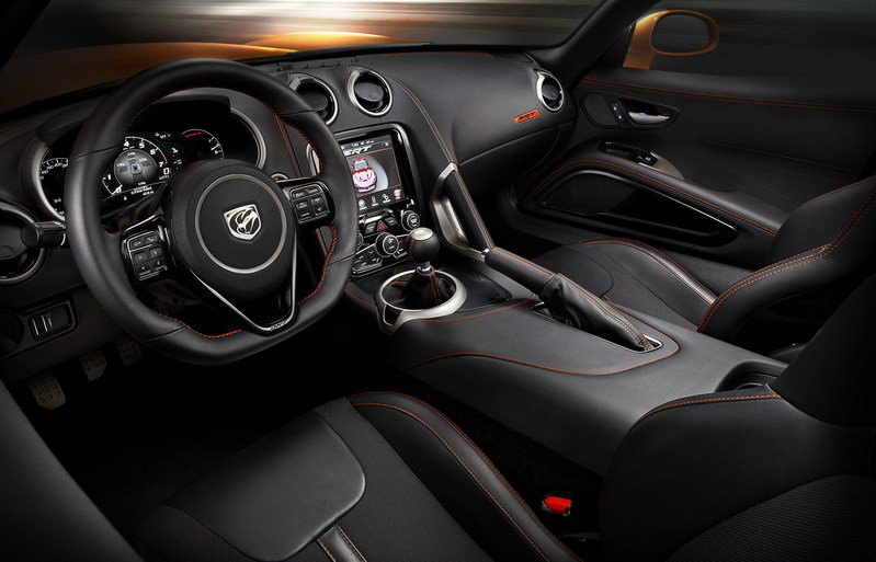2014 SRT Viper High Resolution Interior - image 521271