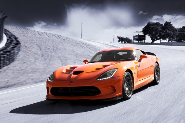 New Dodge Charger >> 2014 SRT Viper Review - Top Speed
