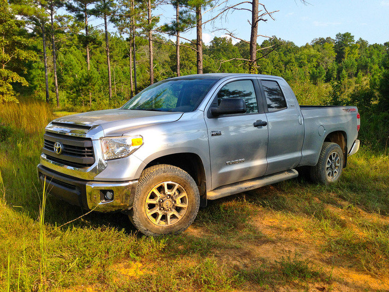 2014 Toyota Tundra Test Drive High Resolution Exterior - image 523959