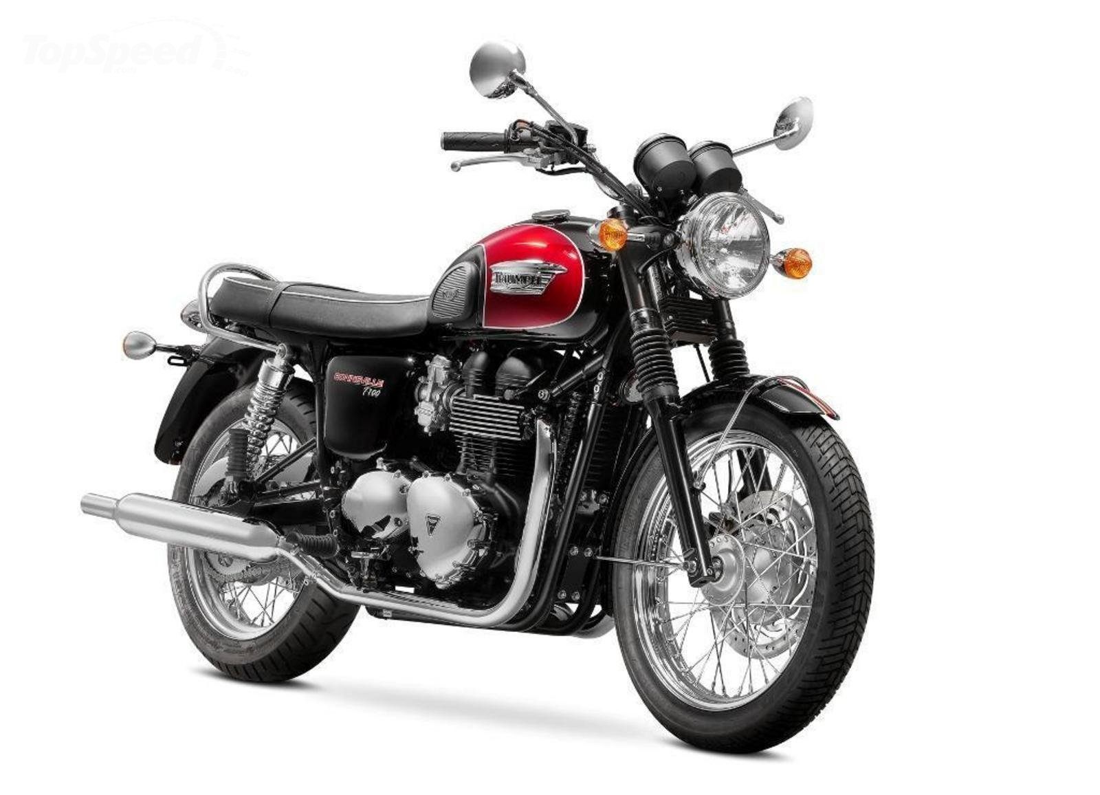 Triumph Bonneville Reviews Specs Prices Photos And Videos Top Speed 2013 Thruxton Wiring Diagram 2014 T100