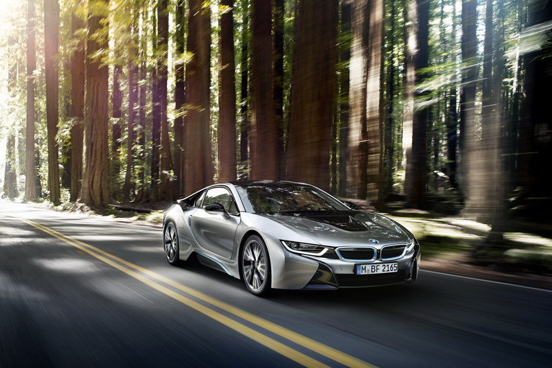 2015 BMW i8 High Resolution Exterior Wallpaper quality - image 522673