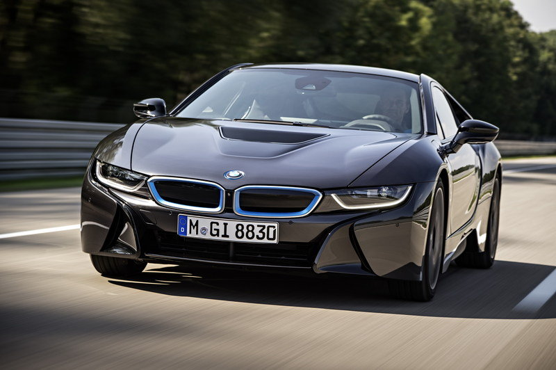 2015 BMW i8 High Resolution Exterior - image 522678
