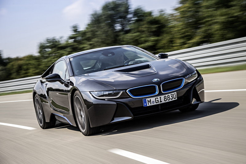 2015 BMW i8 High Resolution Exterior - image 522679