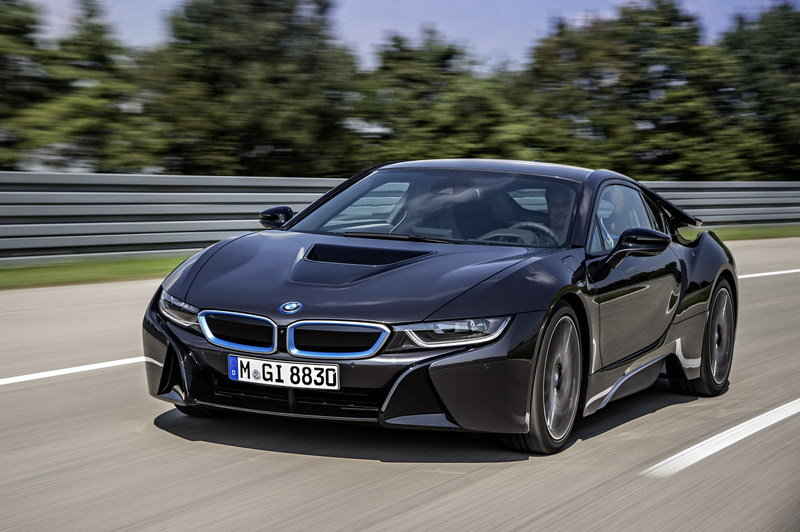 2015 BMW i8 High Resolution Exterior - image 522680