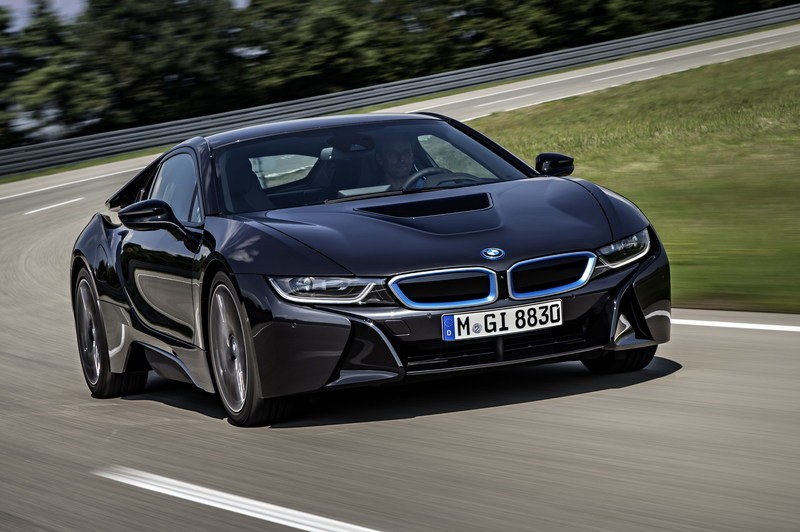2015 BMW i8 High Resolution Exterior - image 522681