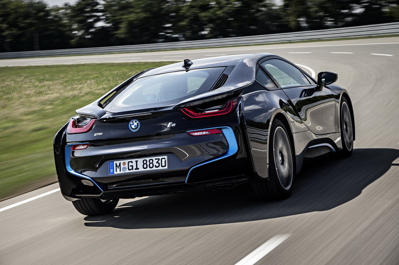 2015 BMW i8 High Resolution Exterior - image 522683