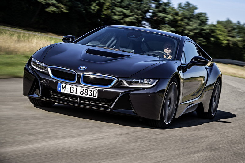 2015 BMW i8 High Resolution Exterior - image 522684