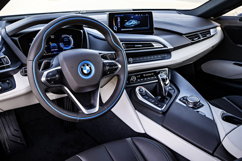 2015 BMW i8 High Resolution Interior - image 522690