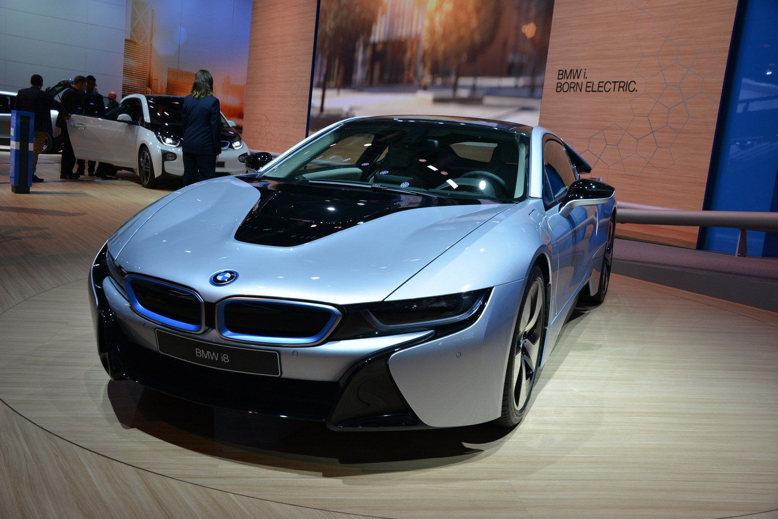 2015 bmw i8 picture 522980 car review top speed. Black Bedroom Furniture Sets. Home Design Ideas