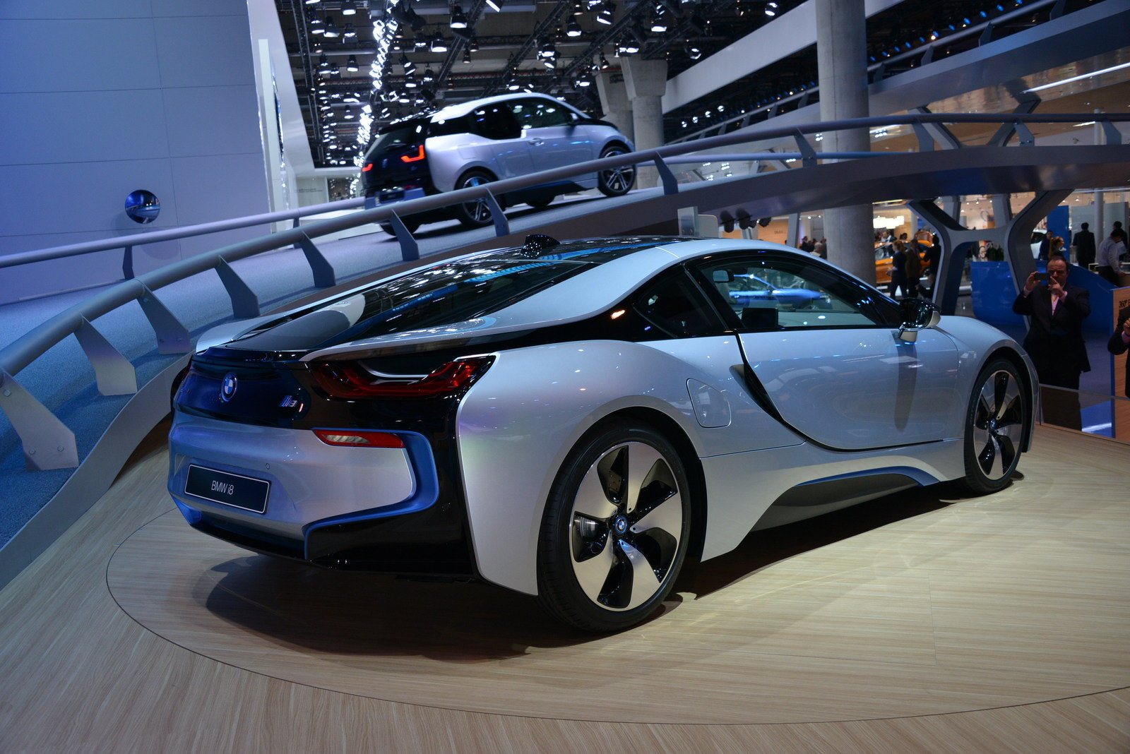 2015 bmw i8 picture 522981 car review top speed. Black Bedroom Furniture Sets. Home Design Ideas