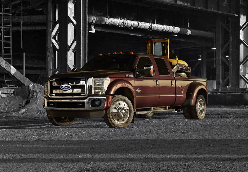 2015 Ford F-Series Super Duty Exterior - image 526150