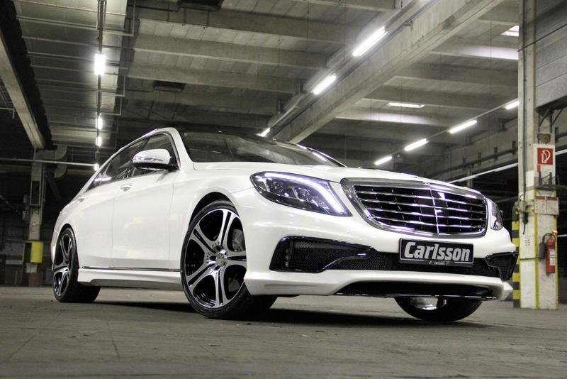 2014 Mercedes-Benz S-Class by Carlsson