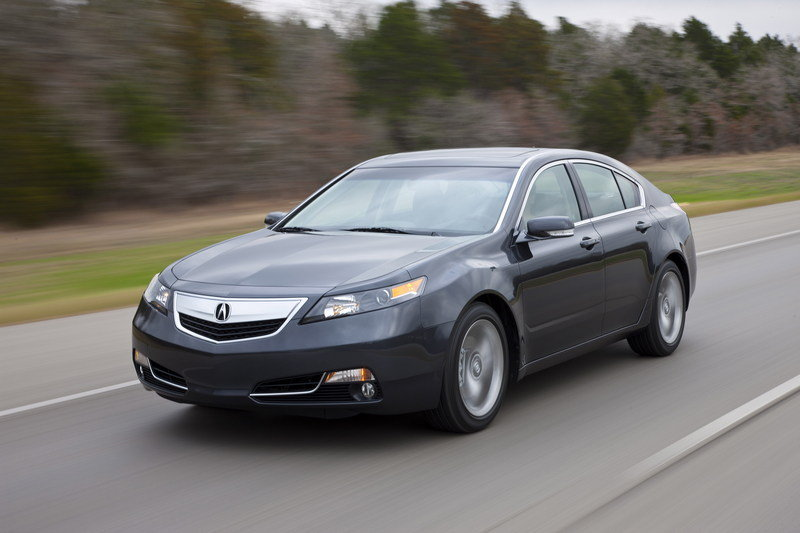 2014 Acura TL High Resolution Exterior - image 524728