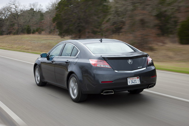 2014 Acura TL High Resolution Exterior - image 524731