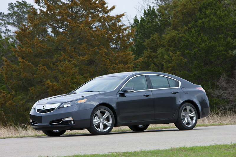 2014 Acura TL High Resolution Exterior - image 524733