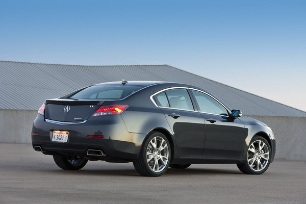 2014 Acura Tl Car Review Top Speed