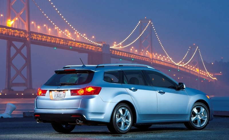 2014 Acura TSX Sport Wagon High Resolution Exterior - image 526329