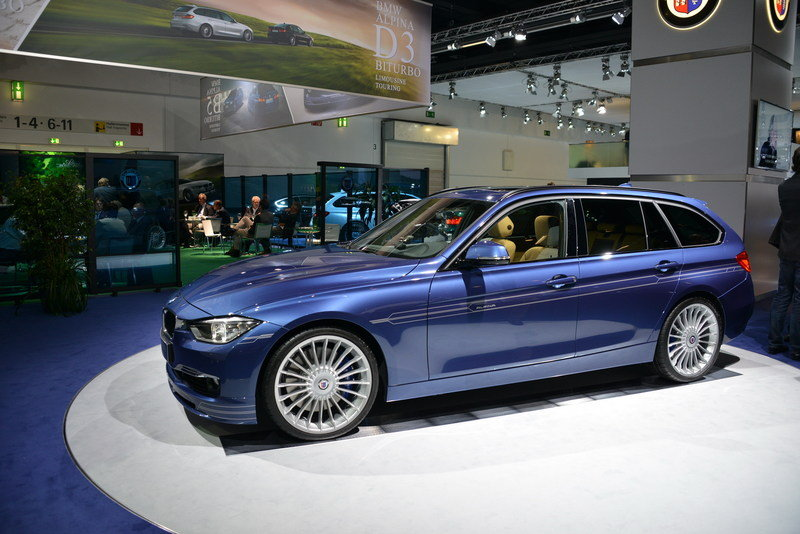 2014 Alpina D3 Bi-Turbo