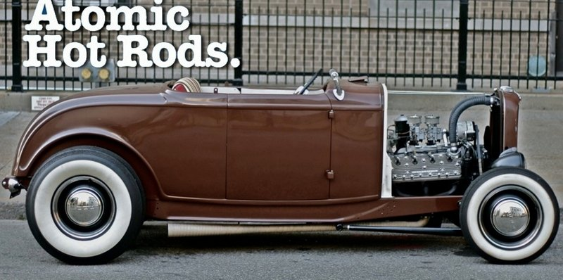 Atomic Hot Rods Releases New Promo Video