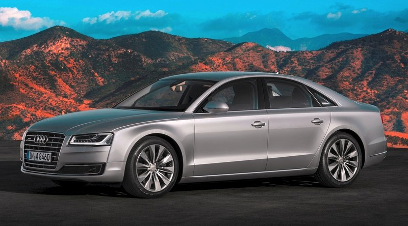 2015 Audi A8 High Resolution Exterior - image 523283
