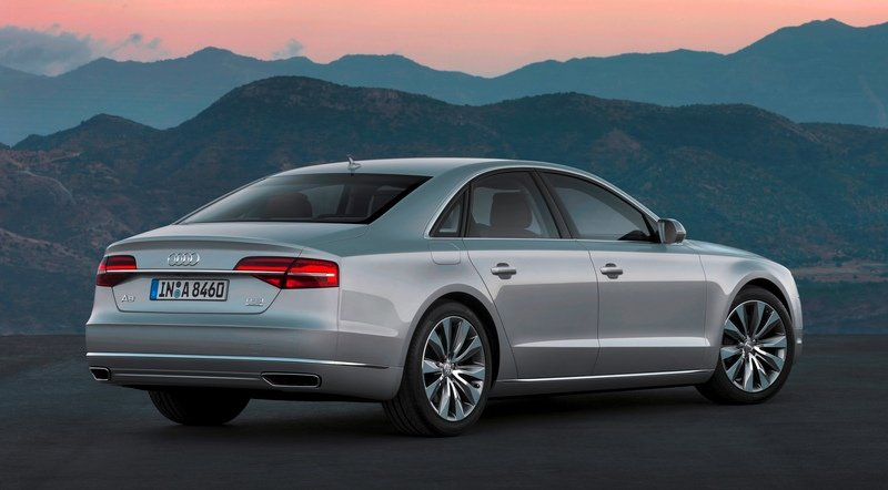 2015 Audi A8 High Resolution Exterior - image 523285