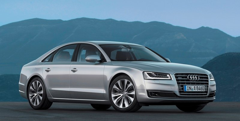 2015 Audi A8 High Resolution Exterior - image 523286