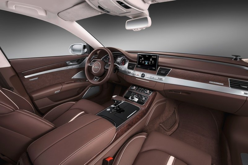 2015 Audi A8 High Resolution Interior - image 523291