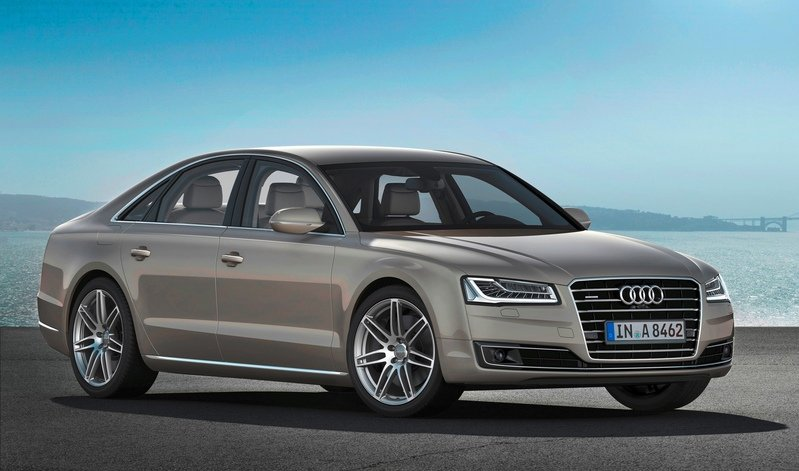 2015 Audi A8 High Resolution Exterior - image 523274