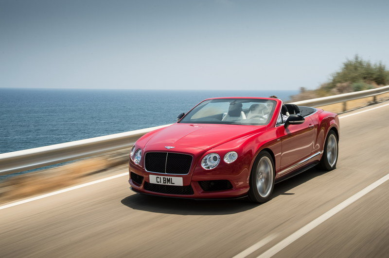 2014 Bentley Continental GT V8 S High Resolution Exterior - image 521107