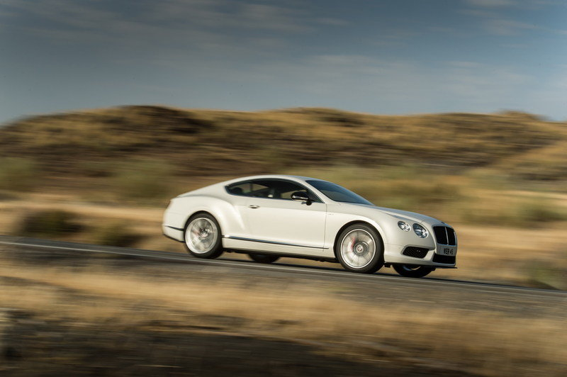 2014 Bentley Continental GT V8 S High Resolution Exterior - image 521089