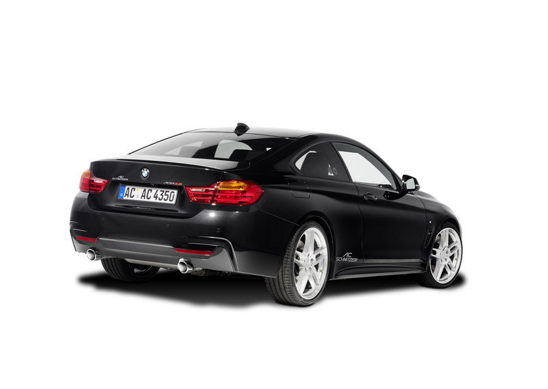 2014 BMW 4 Series Coupe by AC Schnitzer