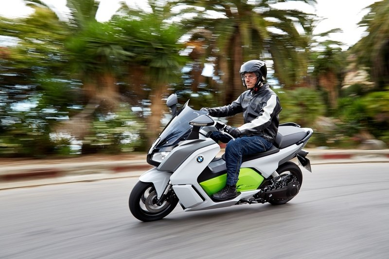 2014 BMW C Evolution