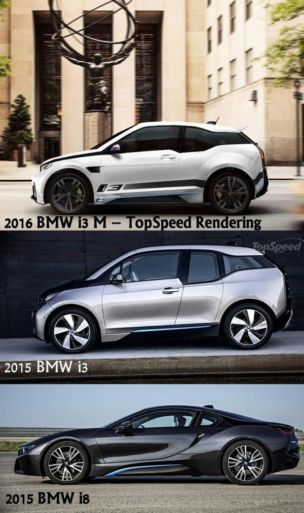 Bmw i8 Bmw i3 Bmw i3 m The i8 is Extremely