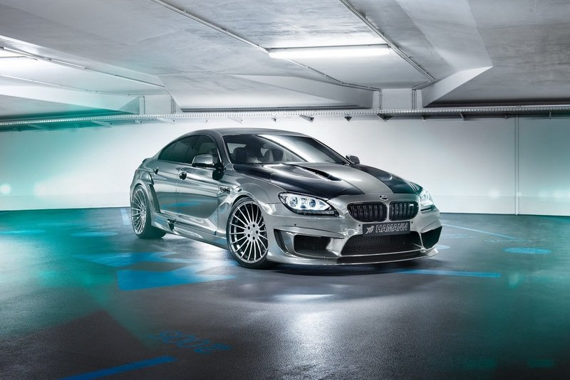 2014 BMW M6 Gran Coupe Mirr6r GC by Hamann