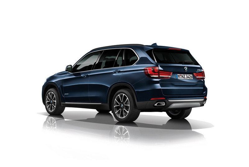 2013 BMW X5 Security Plus Concept High Resolution Exterior - image 522459