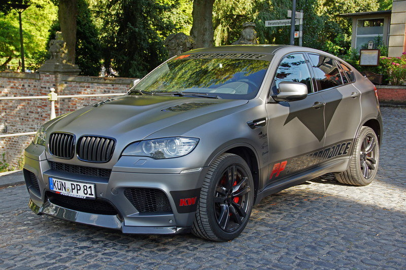 2013 BMW X6 M by Cam Shaft