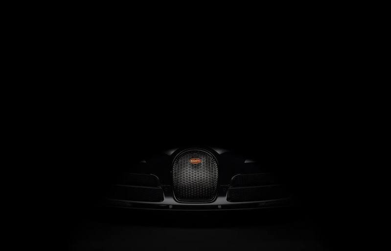 Bugatti Teases a New Model for the Frankfurt Motor Show; Maybe the Veyron Successor