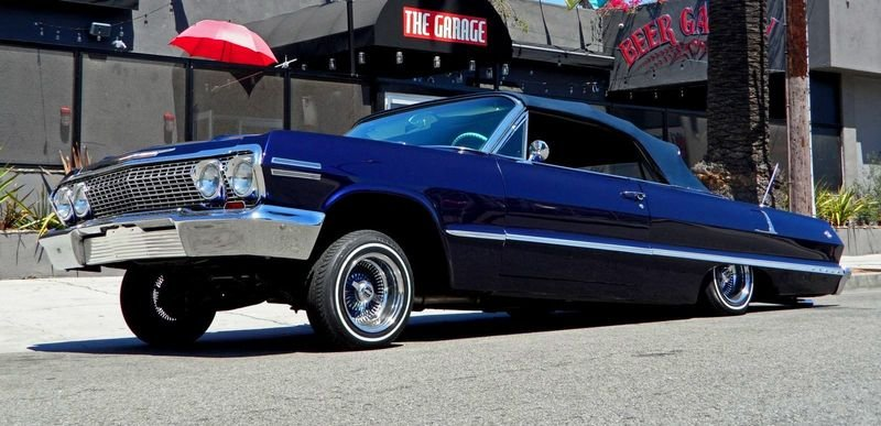 1963 Chevrolet Impala SS by West Coast Customs for Kobe Bryant