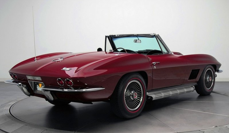 1967 Chevrolet L88 Corvette Sting Ray Convertible High Resolution Exterior - image 523814