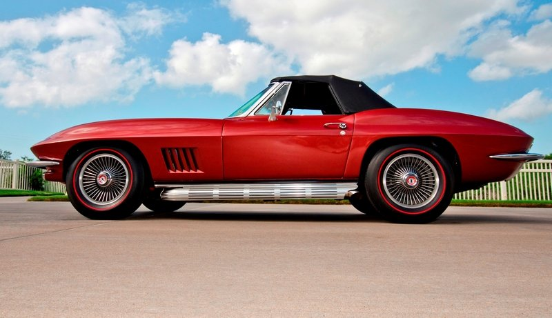 Used Cars Bloomington In >> 1967 Chevrolet L88 Corvette Sting Ray Convertible | Top Speed
