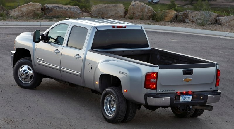 2014 Chevrolet Silverado HD High Resolution Exterior - image 524450