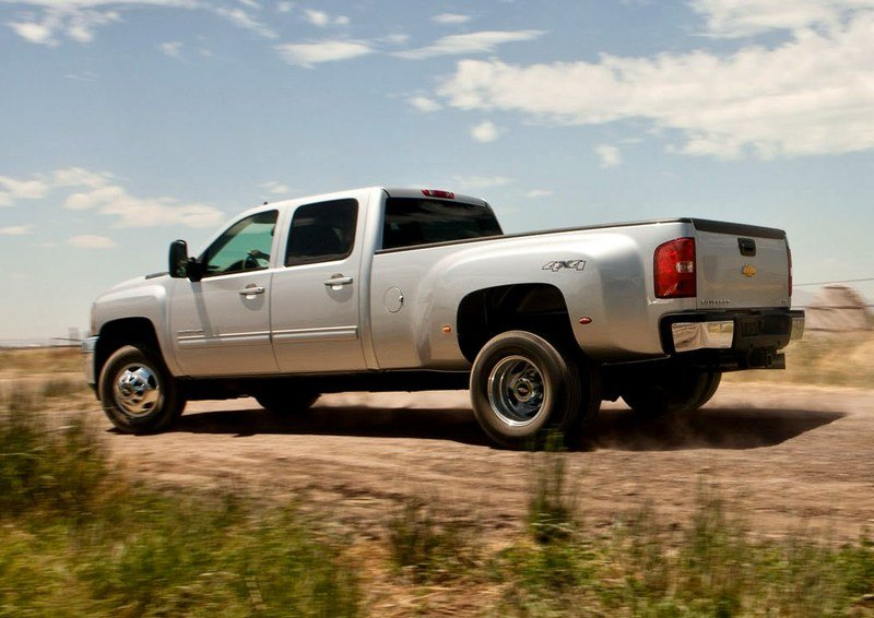 2014 Chevrolet Silverado HD High Resolution Exterior - image 524466