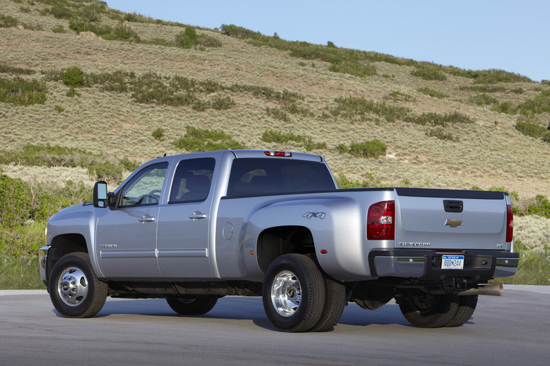 2014 Chevrolet Silverado HD High Resolution Exterior - image 524448